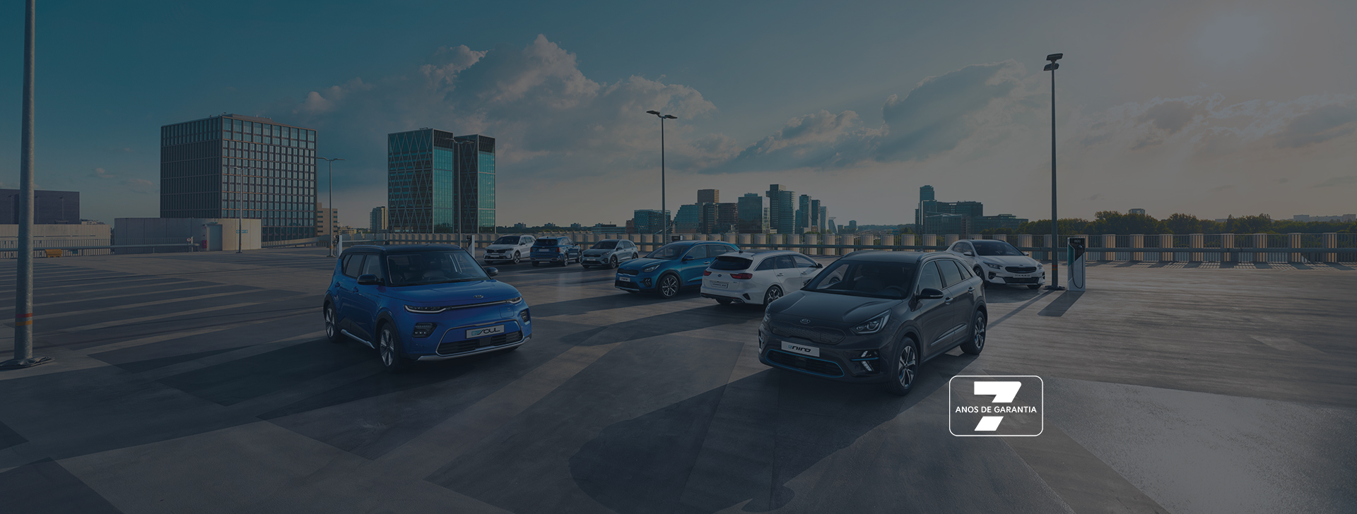 Introducing the new Kia E-Niro