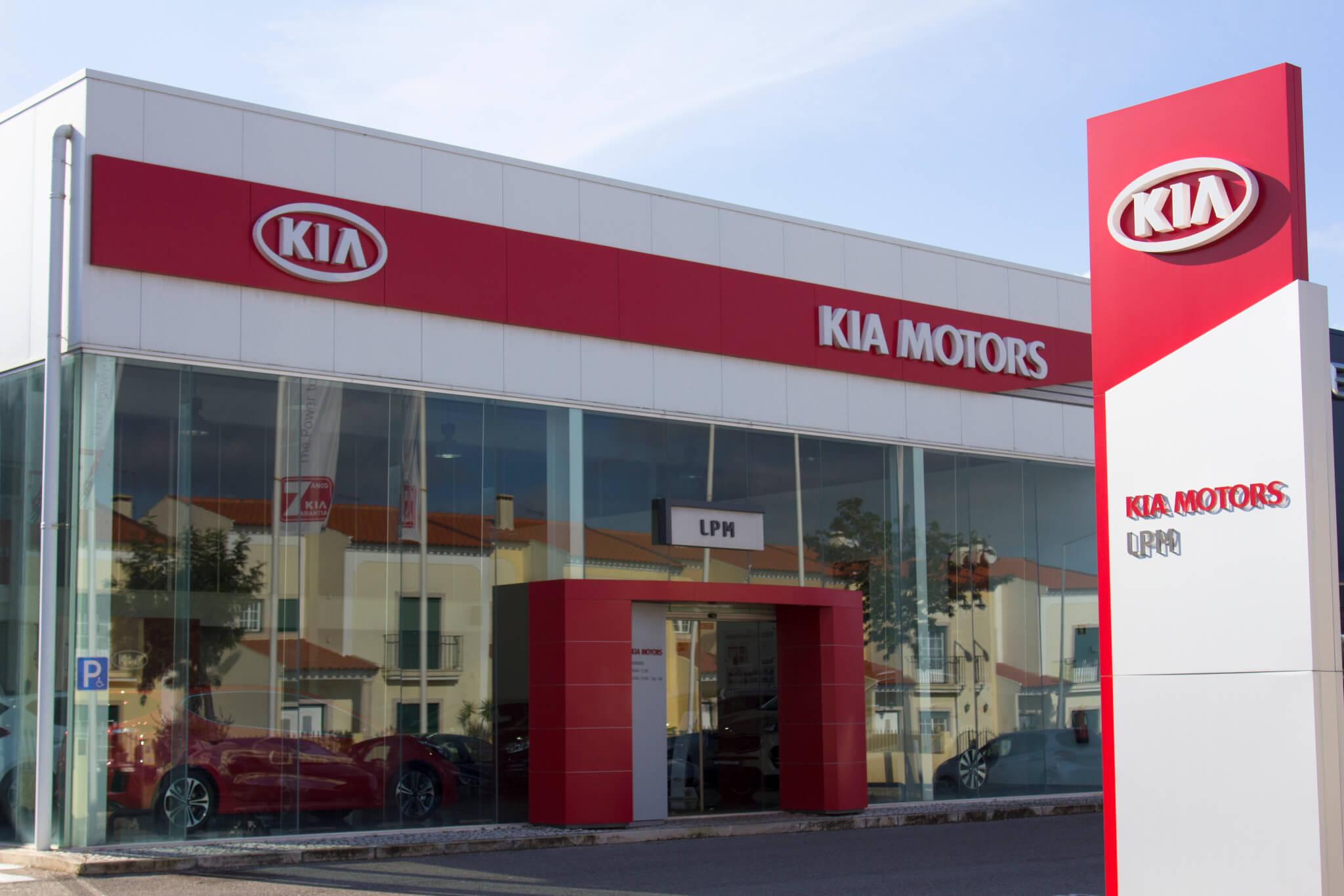 Concessionário Kia Portugal