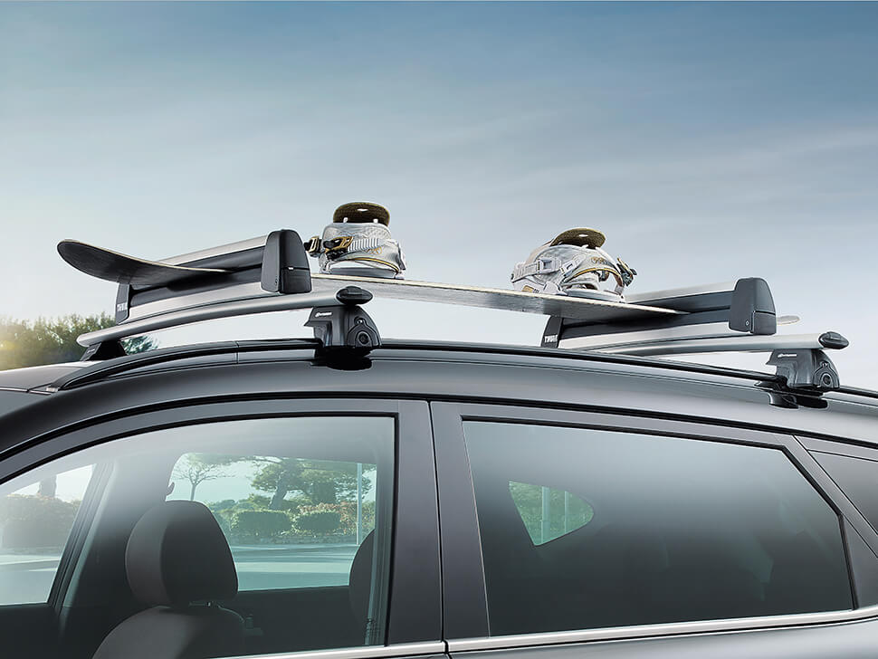 Porta Skis & Snowboard Modelo Deluxe