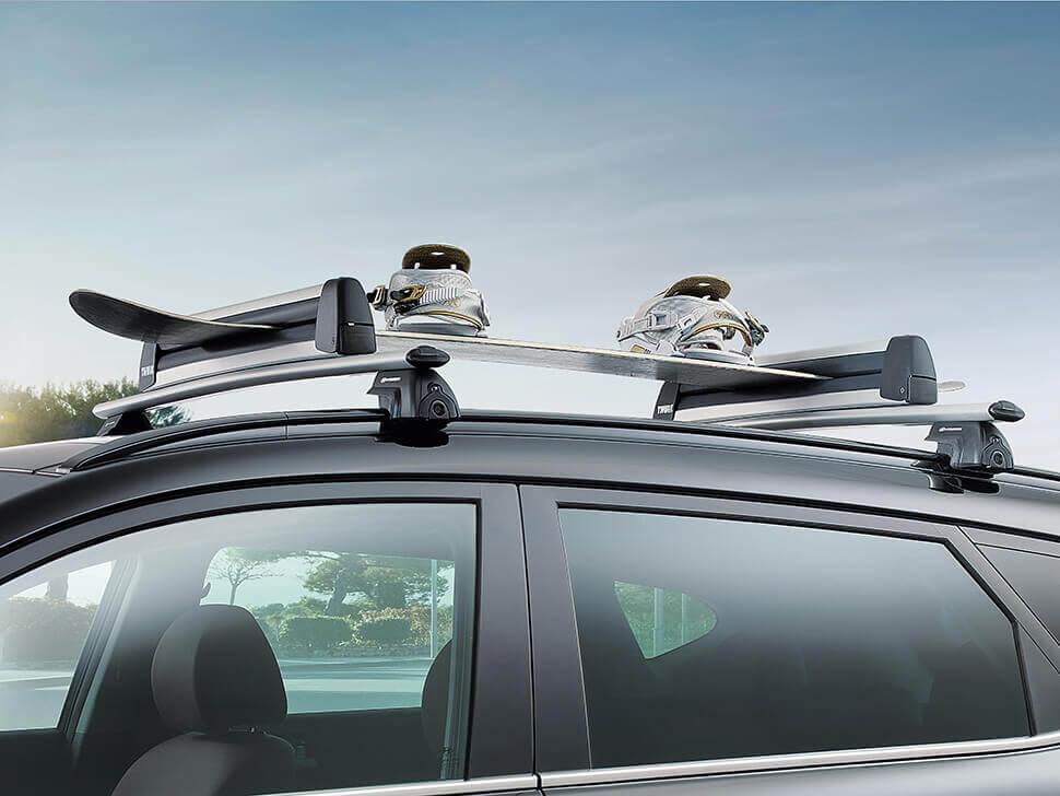 Porta Ski & Snowboard Modelo Deluxe