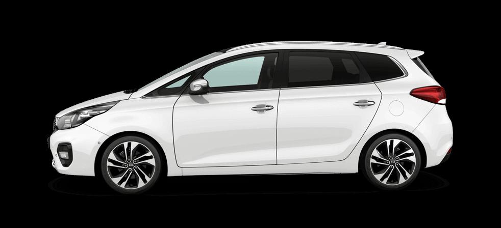 Configurador Automóvel Kia Carens