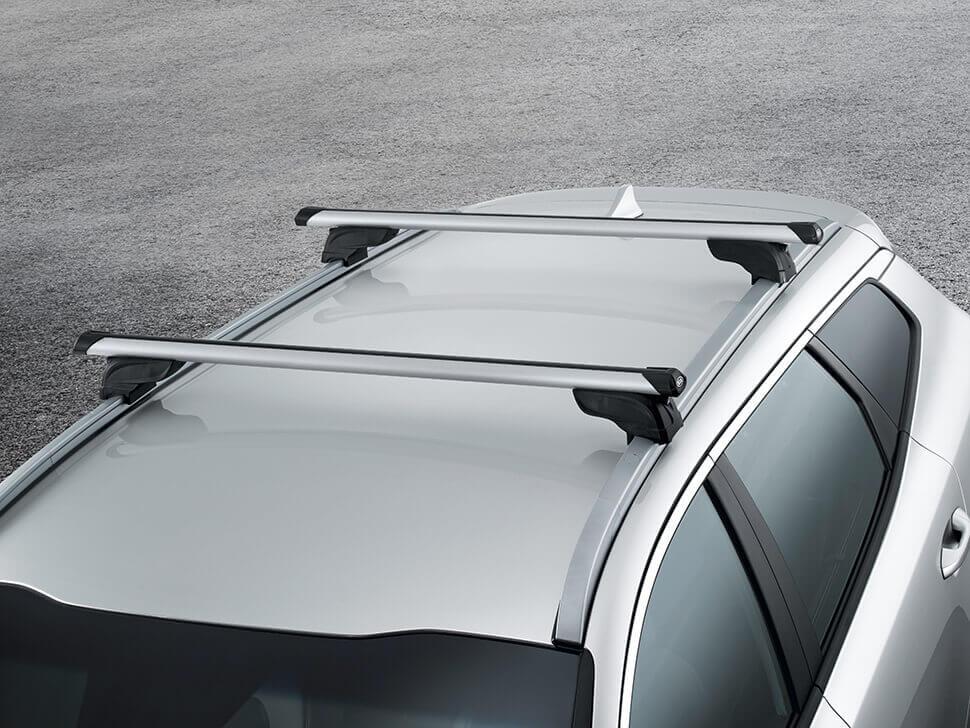 Barras tejadilho aluminio ( SW )