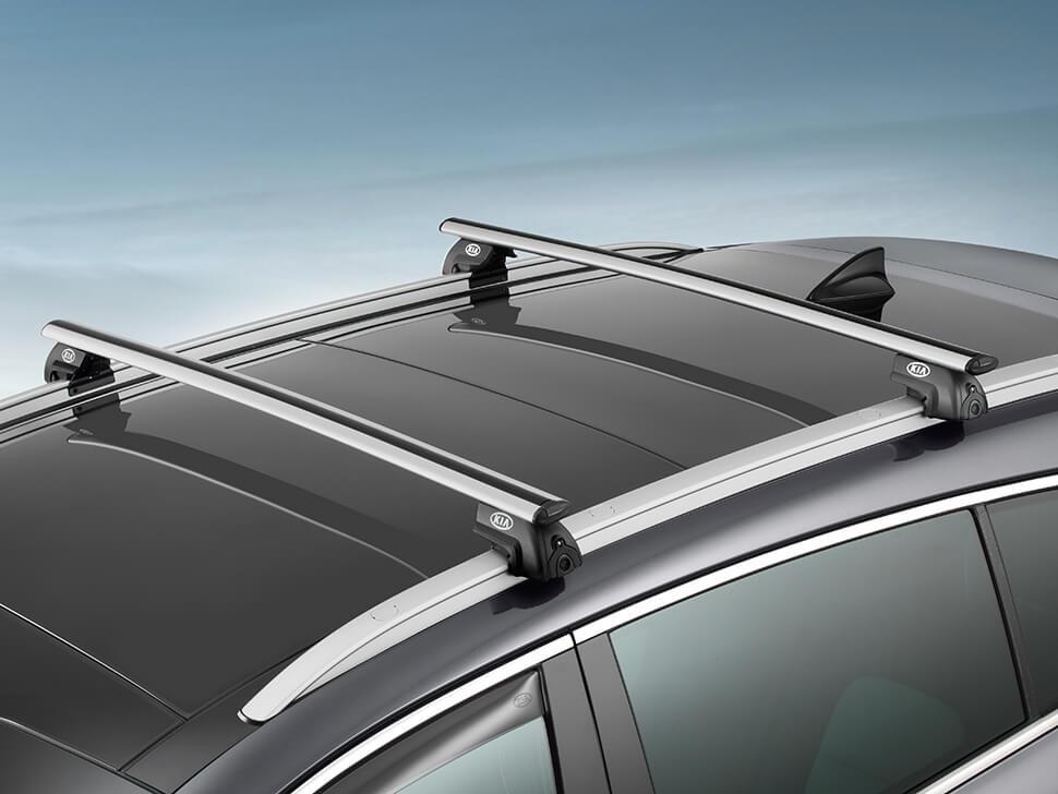 Barras tejadilho aluminio