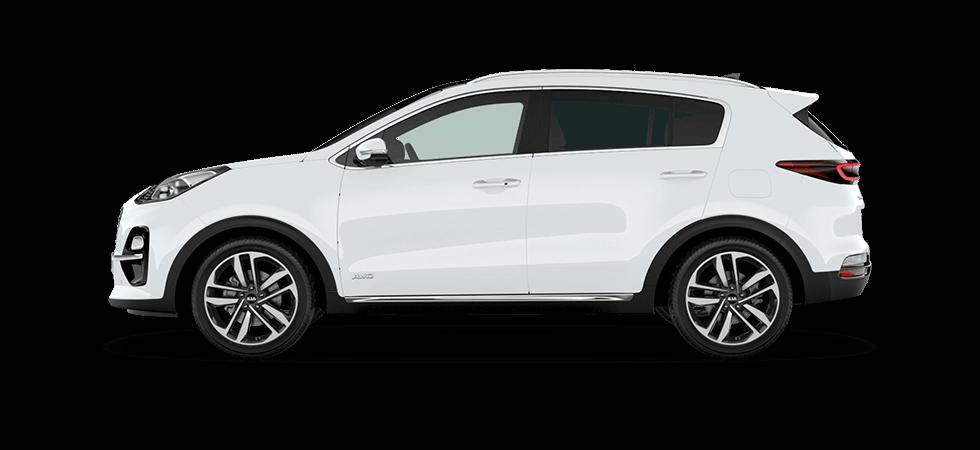 Configurador Automóvel Kia Sportage