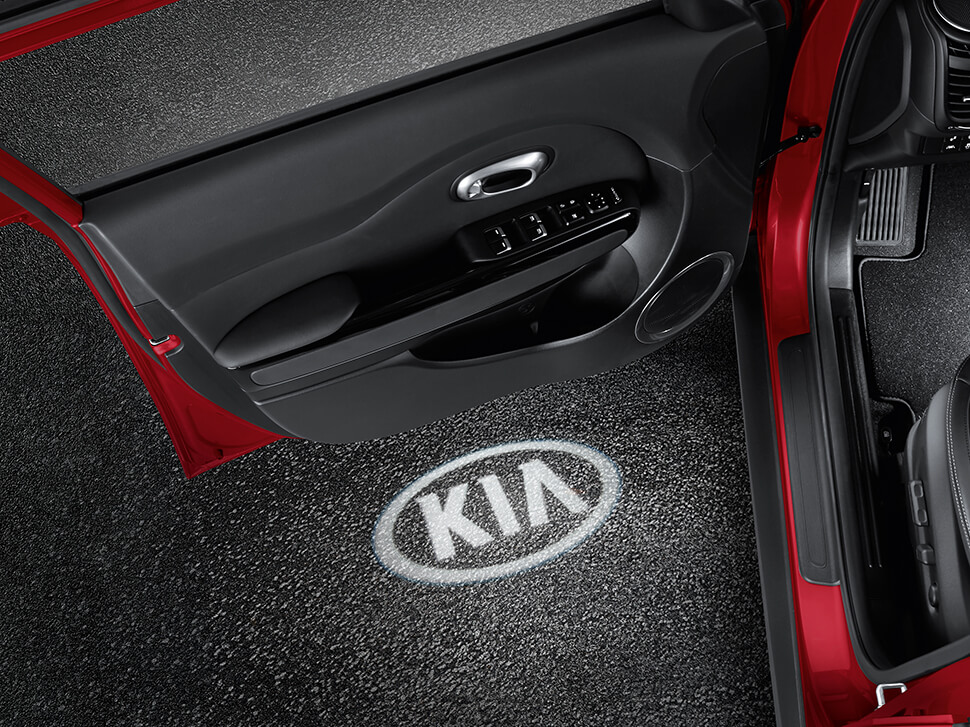 LED portas frontais KIA