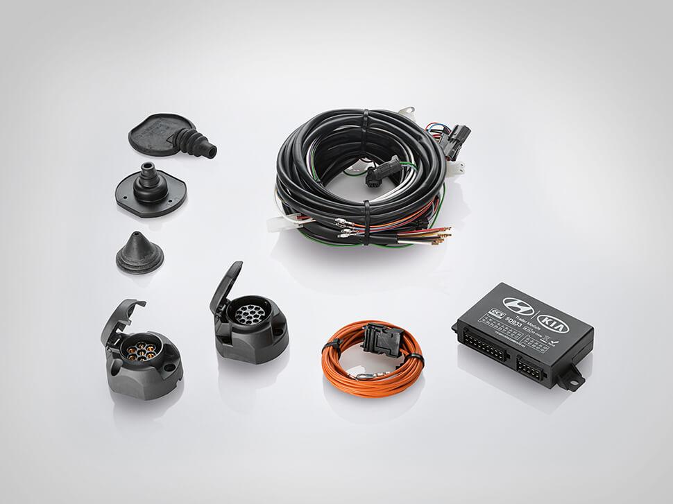 Kit eléctrico 13 polos (SW)