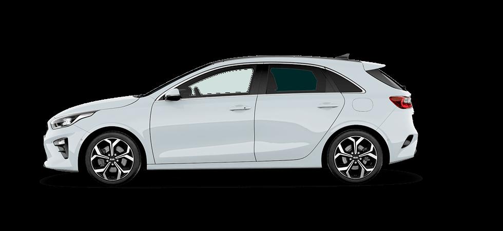 Configurador Automóvel Kia Ceed